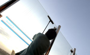 Commercial Window Cleaning North Wales