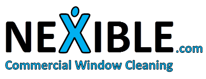 Nexible Commercial Window cleaners in North Wales, Chester and Wirral