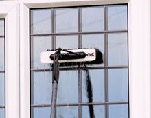Pure water window cleaning 4